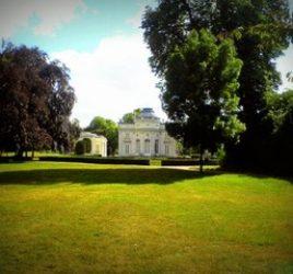 Le parc de Bagatelle et la «Folie d'Artois»