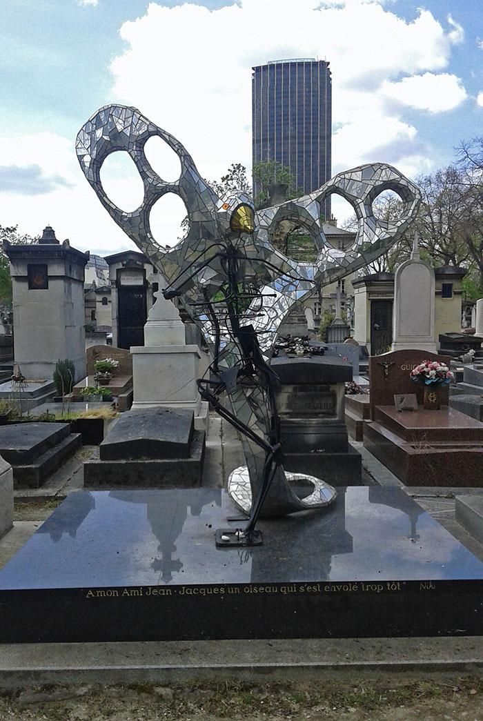 Visite guidée du cimetière du Montparnasse