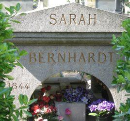 Femmes de théâtre et d'opéra au cimetière du Père-Lachaise