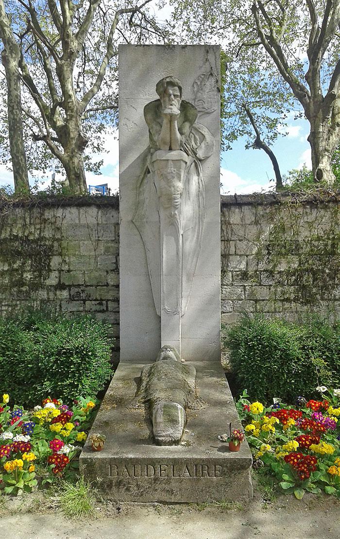 Visite guidée du cimetière du Montparnasse.
