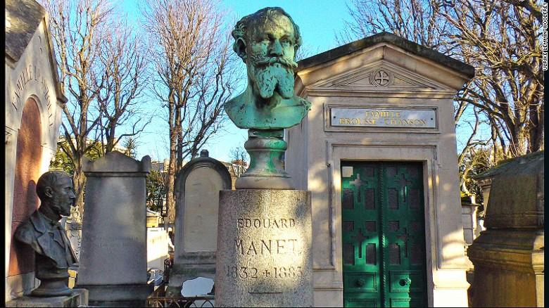 Visite guidée du cimetière de Passy