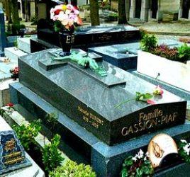 Femmes célèbres au cimetière du Père-Lachaise