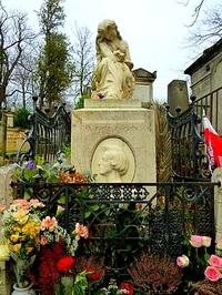 Visite guidée du cimetière du Père-Lachaise