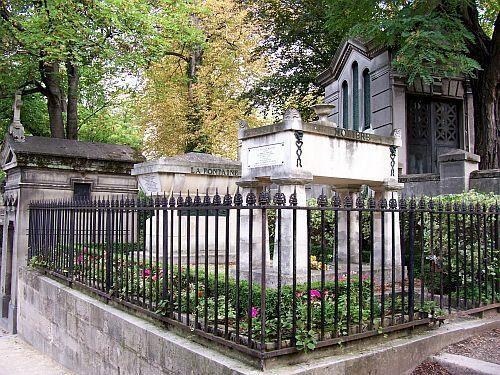 Flânerie littéraire au cimetière du Père-Lachaise