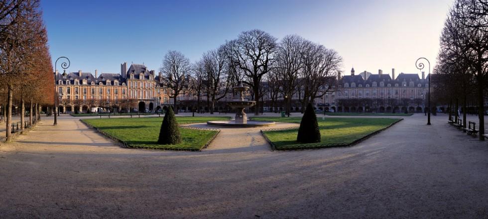 Séjour à Paris: les quartiers  dynamiques